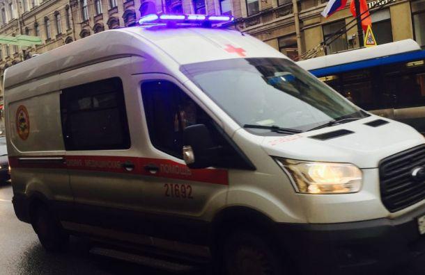 Три школьницы попали вбольницу после массовой драки вМоскве