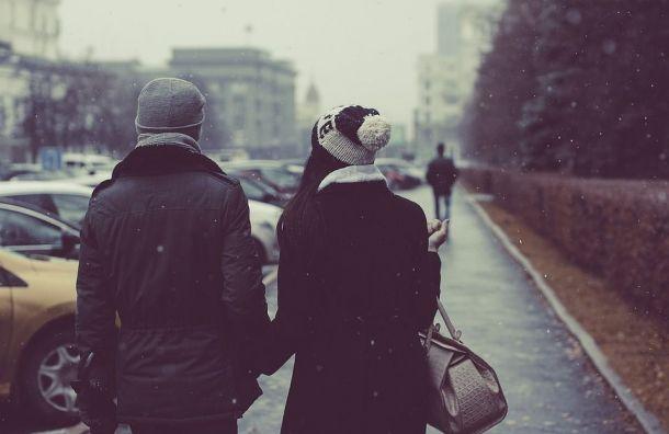 Россияне предпочитают отмечать День святого Валентина вПетербурге