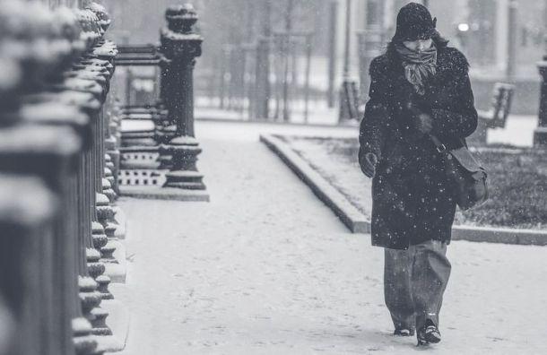 Петербург впервый день весны ждет похолодание иметель
