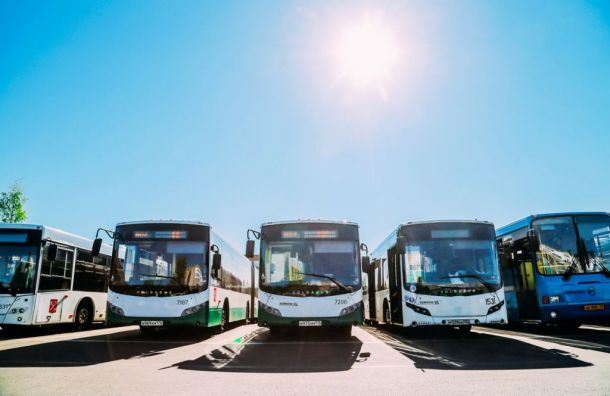 Два автобусных маршрута возобновят движение поИриновскому проспекту