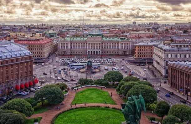 Петербург признали самым романтичным городом России