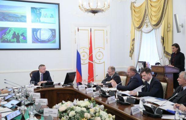 Беглов обещал поддержать НКО ссоциальными проектами