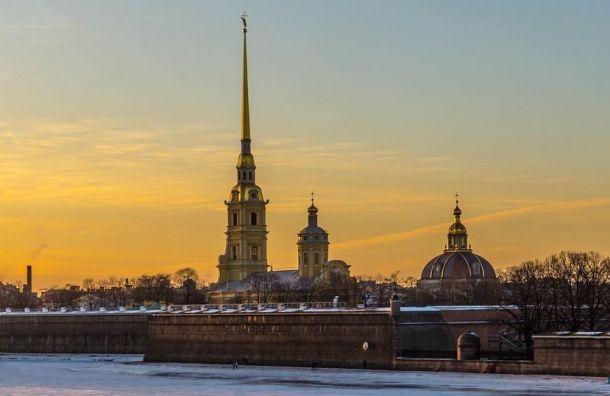Весна вПетербурге начнется спохолодания