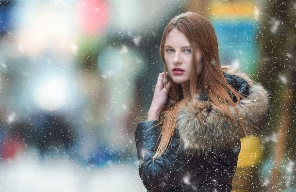 Петербург вовторник ждет снегопад