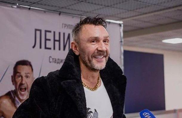 Шнуров написал стихи впамять оЮрском