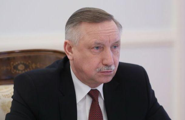 Беглов позвал военных пенсионеров нагосударственную службу