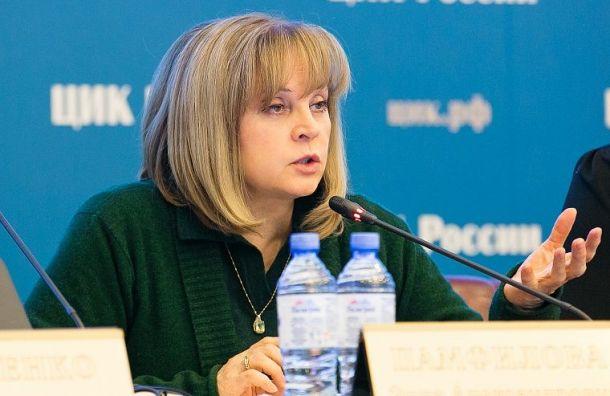 Петербуржцы смогут проголосовать загубернатора вМоскве