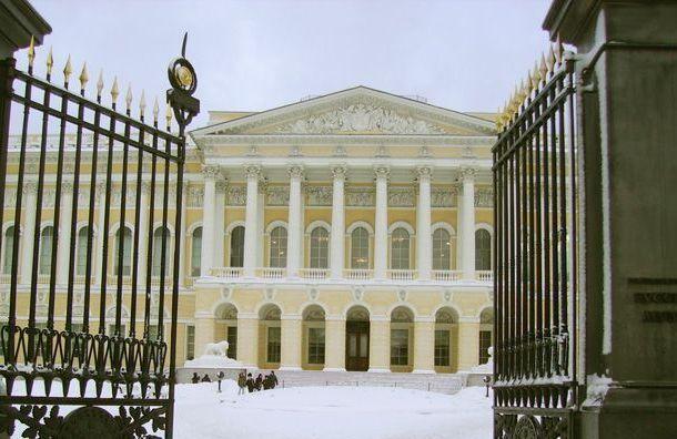 Ковалев просит найти виновных взатоплении фондов Русского музея