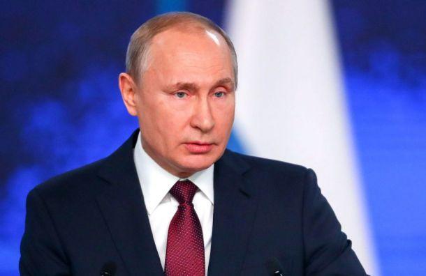 Путин покритиковал «мусорную реформу» вРоссии