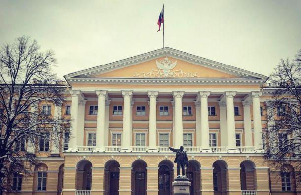 Кибитов покидает пост руководителя пресс-службы Смольного