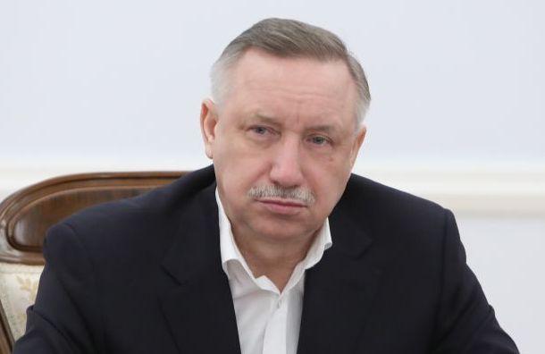 Беглов призвал изменить систему работы ЖКС