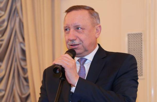 Беглов назвал оппозиционных кандидатов «гнусным вороньем»