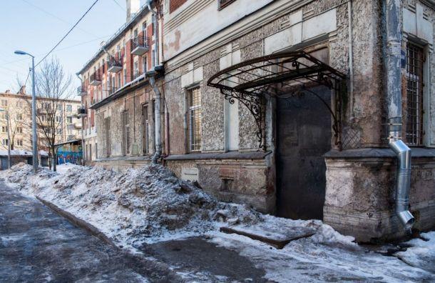 Снег убрал глав трех районов