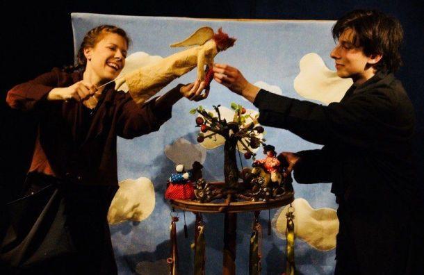 «Театр без занавеса» показал спектакль в«Театре глухих»