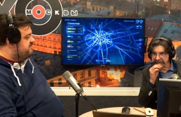 «Вираж» непростит: ведущий «Эха Москвы» Бунтман оскорбил «Зенит»