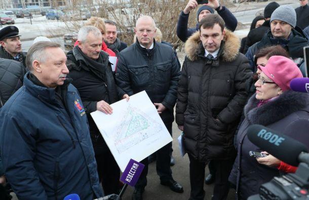 Надземный переход наТуристской начнут строить в2020 году