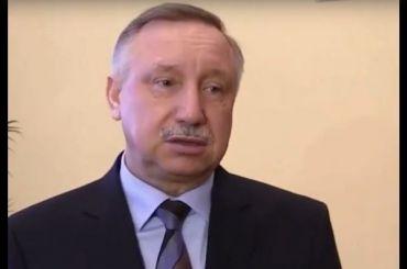 Беглов соболезнует родственникам погибшего отпадения наледи студента