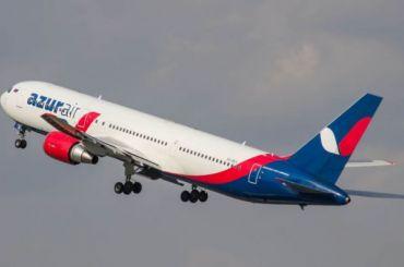 Самолет спетербуржцами экстренно сел вЕкатеринбурге
