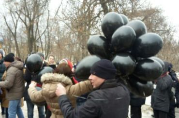 Участника Марша материнского гнева арестовали натрое суток