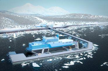 Петербург потратит 27 млн наарктический форум
