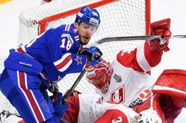 После поражения от«Спартака» тренер СКА пообещал показать «другой хоккей»