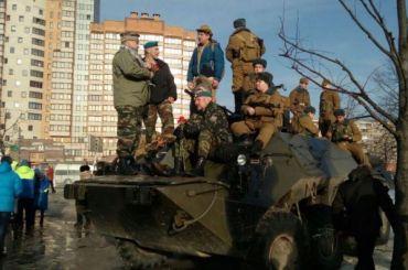 Петербург вспоминает 30-летие вывода советских войск изАфганистана