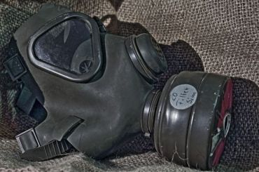Воздух вПетербурге отравило ядовитое вещество