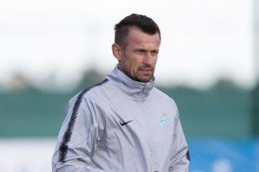 Семак прокомментировал незабитый пенальти вматче с«Фенербахче»
