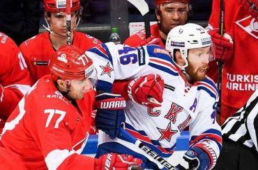 Воробьев остался доволен игрой СКА вматче со«Спартаком»