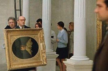 Студенты вшутку пригрозили похищением картины изЭрмитажа