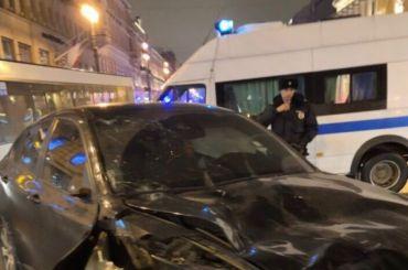 Центральный аппаратСК взял наконтроль смертельное ДТП наНевском