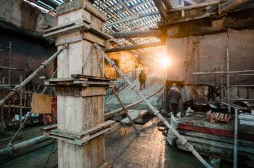 Беглов поручил сдать три станции Фрунзенского радиуса доконца года