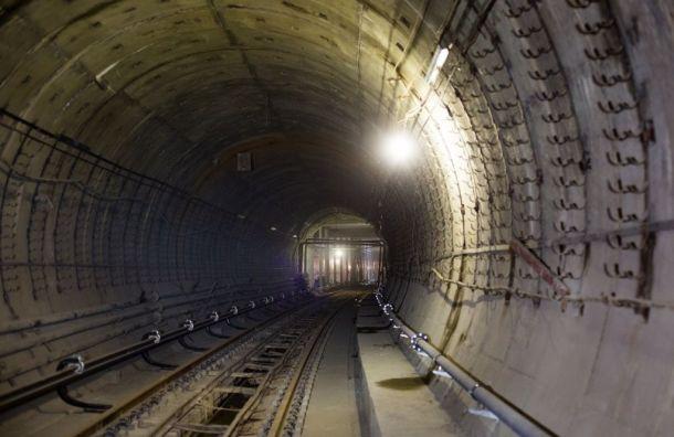 КРТИ: новые станции метро Петербурга рискуют превратиться вдолгострой