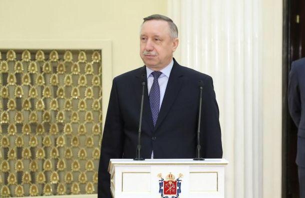 «Медиазона»: Беглов назвал «Яблоко» партией врагов России