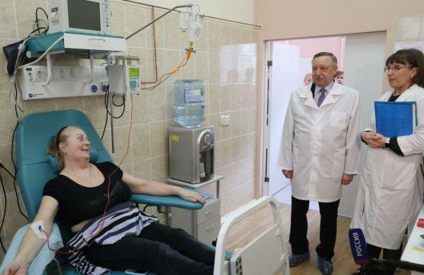 Новый корпус появится упетербургской ревматологической больницы