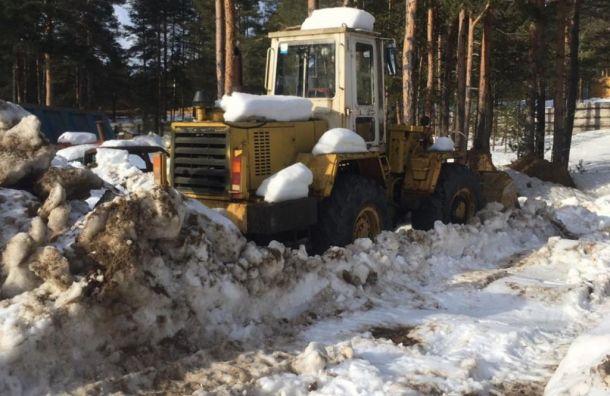 Петербургской компании грозит штраф засвалку уреки Сестры