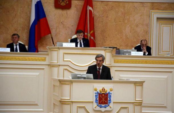 Шишлов напомнил ЗакСу онезаконных задержаниях журналистов намитингах