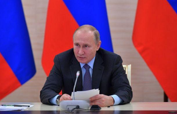 Владимир Путин предложил датьСК право проводить судебные экспертизы