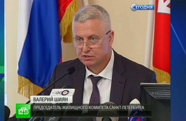 Беглов отправил вотставку главу Жилищного комитета
