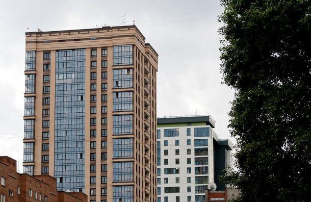 Смольный закупит 136 трехкомнатных квартир для очередников