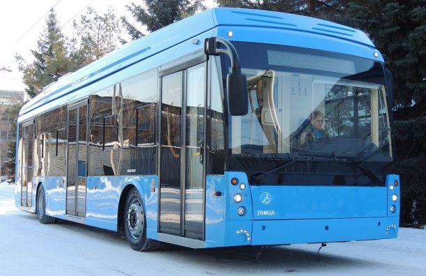 Первые электробусы выйдут намаршрут №128 доконца марта