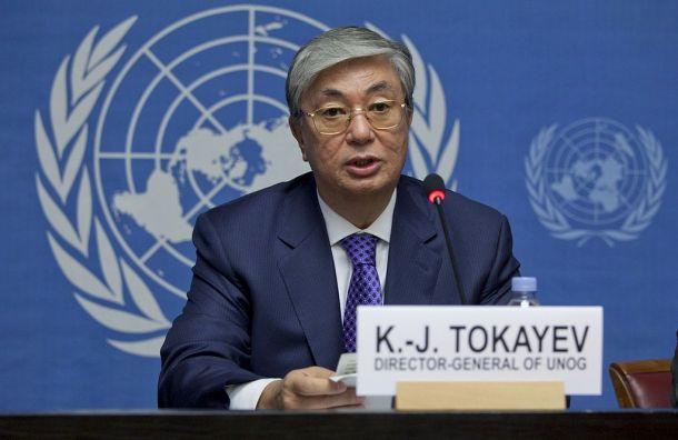 Новым президентом Казахстана стал Токаев