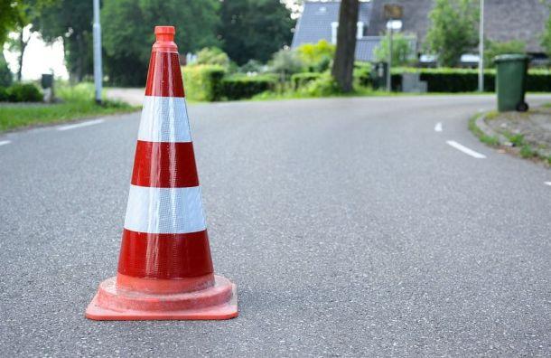 Участок Шлиссельбургского шоссе закроют натри месяца