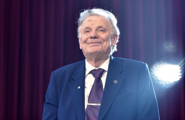 Нобелевский лауреат Жорес Алферов скончался вПетербурге