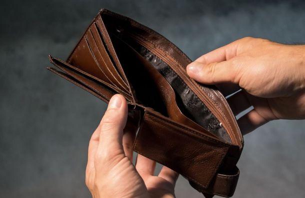 Росстат отчитался орекордном падении бедности встране