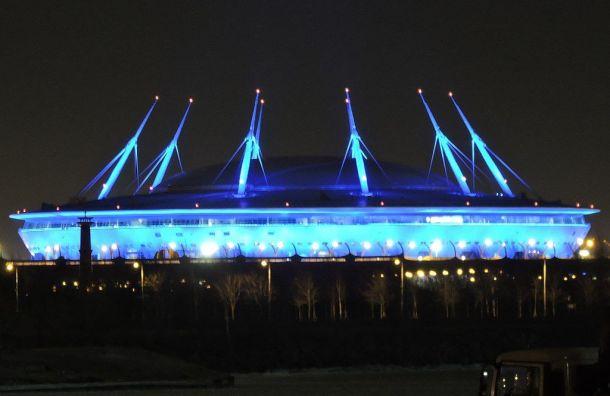 Депутат ЗакСа предложил навсегда переименовать стадион наКрестовском