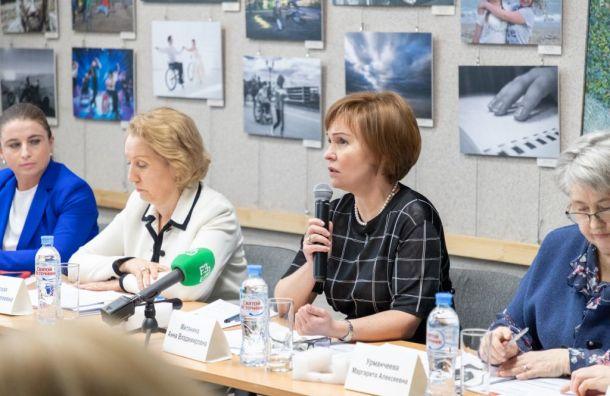 Митянина: все нуждающиеся дети Петербурга получат аппараты вентиляции легких
