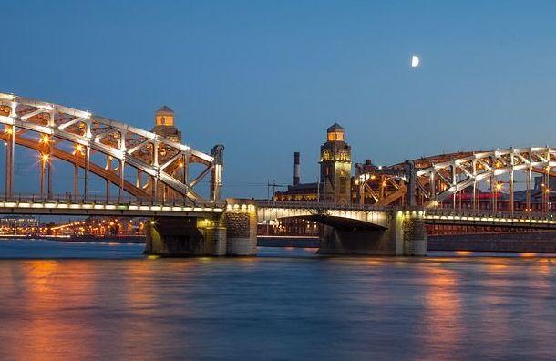 Эрмитаж ипять мостов останутся без подсветки вЧас Земли