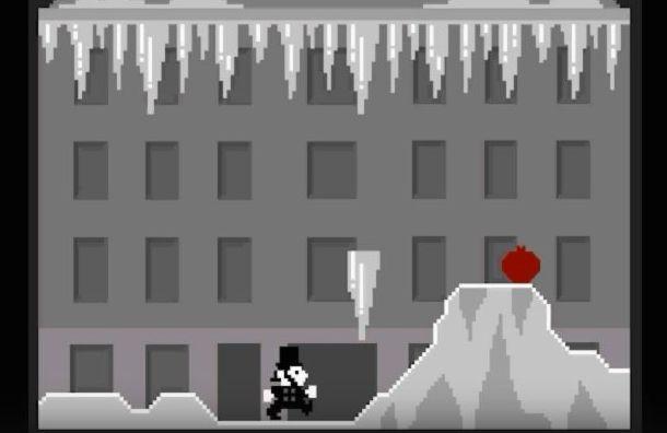 «SOS УЛИ»: дизайнеры разработали игру помотивам зимы вПетербурге