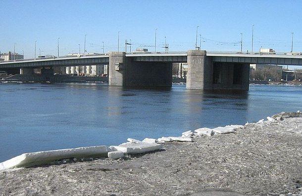 Володарский мост разведут вночь на12марта